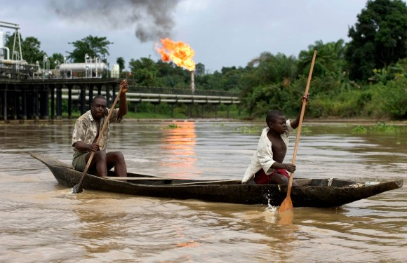Bayelsa community wants Agip to clean up all oil spills