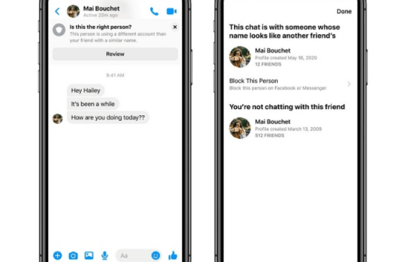 Facebook Messenger Will Now Warn You Of Scammers In Your Inbox