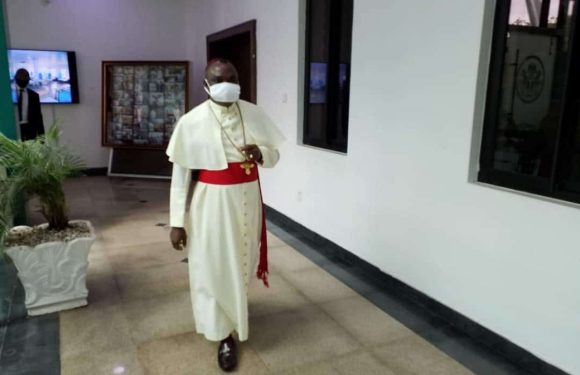 COVID-19: Archbishop Ede challenges FG on Palliatives sharing