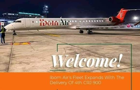 Ibom Air: Akwa Ibom Government expands Commercial fleet with 4th Aircraft (pictures)