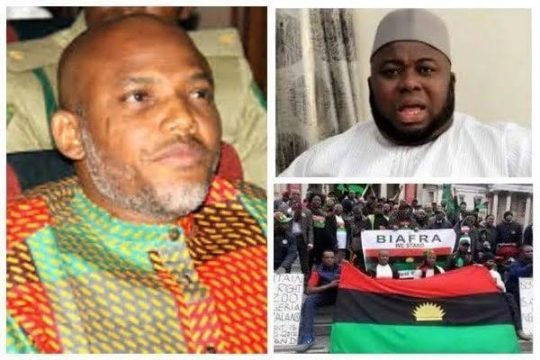 Asari Dokubo declares support for Biafra and Nnamdi Kanu reacts [VIDEO]