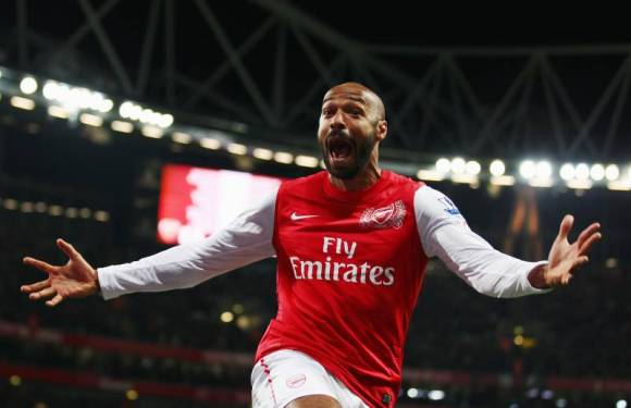 EPL: Thierry Henry names Nigerian player who made playing for Arsenal easy
