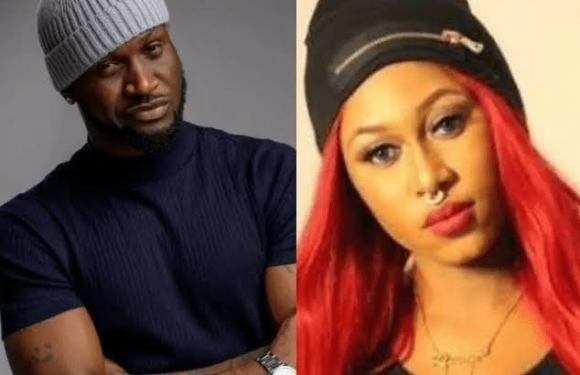 Peter of P-Square opens up on why Cynthia Morgan's contract failed
