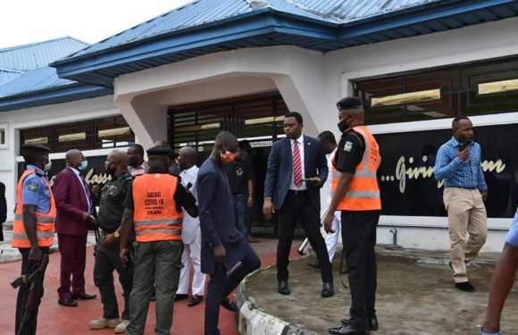 Christ Embassy in Akwa Ibom shutdown by Government over attack on COVID-19 Monitoring team