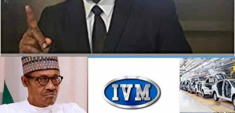 Replace your Mercedes Benz car with Innoson – Ex-presidential aspirant, Ogbonnia fires Buhari