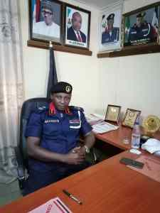 NCDC goes tough on illegal private guard companies in Akwa Ibom