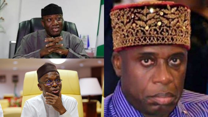 Ondo election: APC accuses Amaechi, El-Rufai, Fayemi of being responsible for crisis