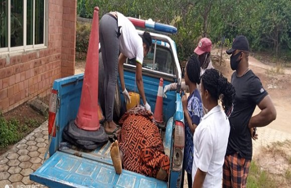 Driver Crushes Middle-Aged Woman To Death In Anambra