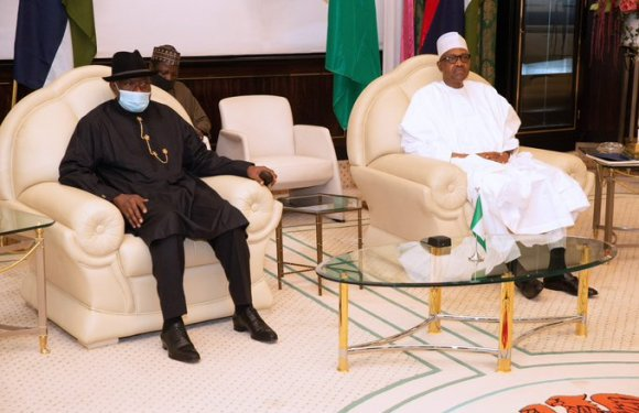 Mali: Details of Buhari's meeting with Jonathan on Wednesday revealed