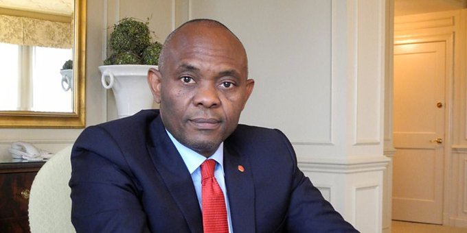 Buhari reacts as Tony Elumelu is named among world's 100 most Influential People