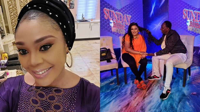 Reaction as controversy trails alleged illicit affairs of prophet Fufeyi with lady