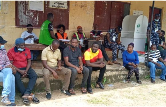 Edo decides: Voting ends Akoko-Edo Ward 2 [PHOTOS]