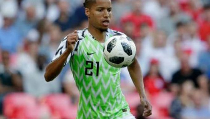 Ebuehi replaces Ndidi in Super Eagles squad for friendlies
