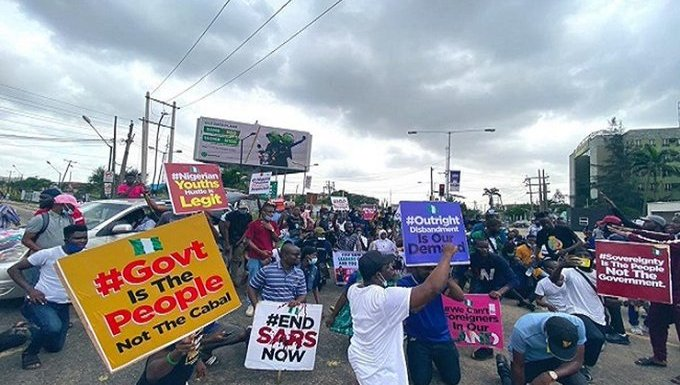 End SARS protesters, including females, must be protected – UK tells Nigeria