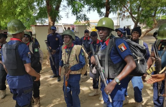 NSCDC arrests 29 illegal mining operators in Imo