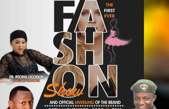 Chikam's Stitches: Ushbebe, GeneralOdey storm Pegasus Lounge For Fashion House Unveiling
