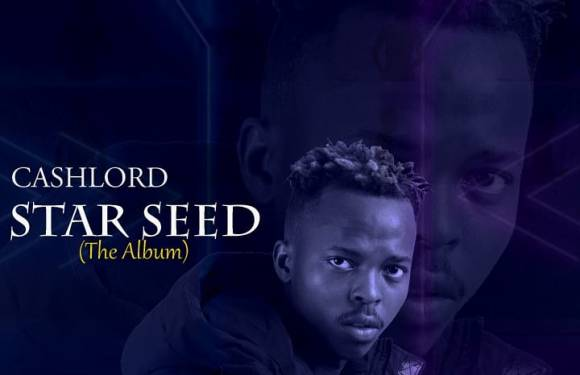 Cashlord Unveils Album Art, Track List For Star Seed
