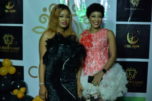 Exclusive! Photos from the Official Unveiling of Chikam's Fashion House in Uyo 56