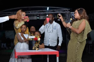 Exclusive! Photos from the Official Unveiling of Chikam's Fashion House in Uyo 17