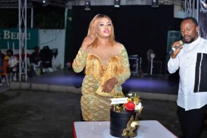 Exclusive! Photos from the Official Unveiling of Chikam's Fashion House in Uyo 18