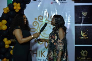 Exclusive! Photos from the Official Unveiling of Chikam's Fashion House in Uyo 20