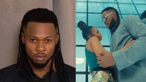 Flavour finally opens up on relationship with Chidinma
