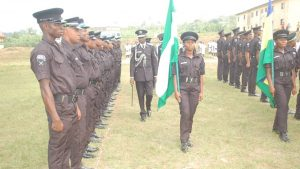 485 Police Constabulary pass out from Cross River Police Training School