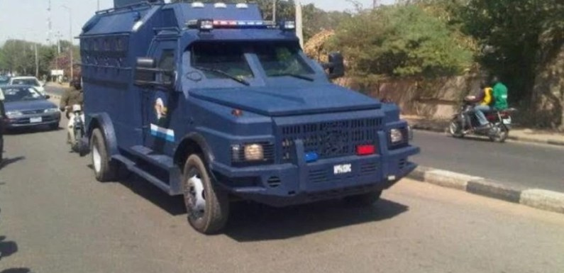 Armed robbers attack billion van, kill police, two others in Delta