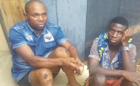 Amotekun Arrests 2 Gay Men Caught Having Sex In Ondo