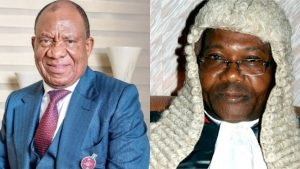 Leemon Ikpea vs Agnes divorce saga: Justice Joe Acha responds to media storm over ruling
