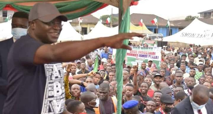 Bye-election: Let's consolidate on our progress in Aba – Gov Ikpeazu begs votes