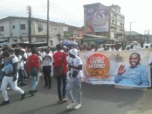 Tompolo, supporters shut down Warri, Delta State