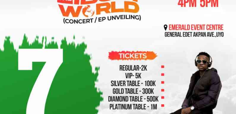 Akwa Ibom to the World Concert: Book a Stand to market your Goods & Services
