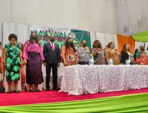 Akwa Ibom Governor's Wife Floats Skill Acquisition Scheme For Female Youth