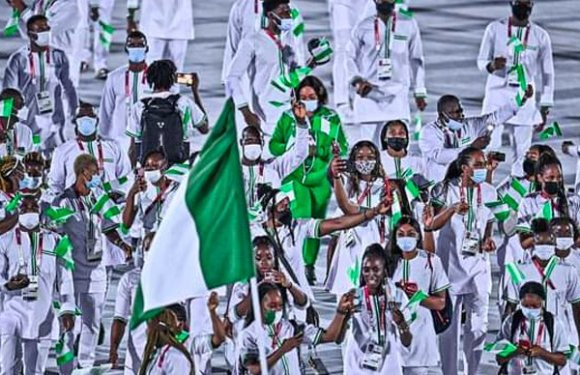 Tokyo Olympics: Nigeria's participation ends after final loss