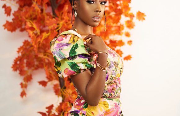 """Beverly Naya: """"It's rude to ask a lady to walk over to you to get wooed"""""""
