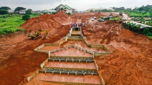 Tight security as Buhari commissions projects in Imo [Photos] 12