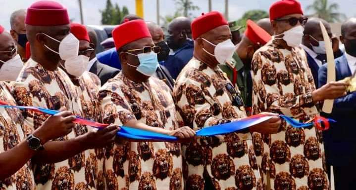 Stop bringing Buhari to commission inconsequential projects in Igboland – Ex-Ohanaeze spokesman warns S/East govs