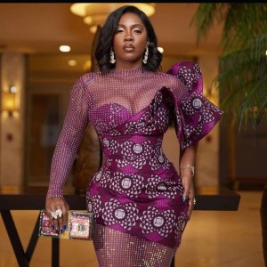 Tiwa Savage's Son Jamil Confidently Tells His mum his famous because of her ina Cute Video 9