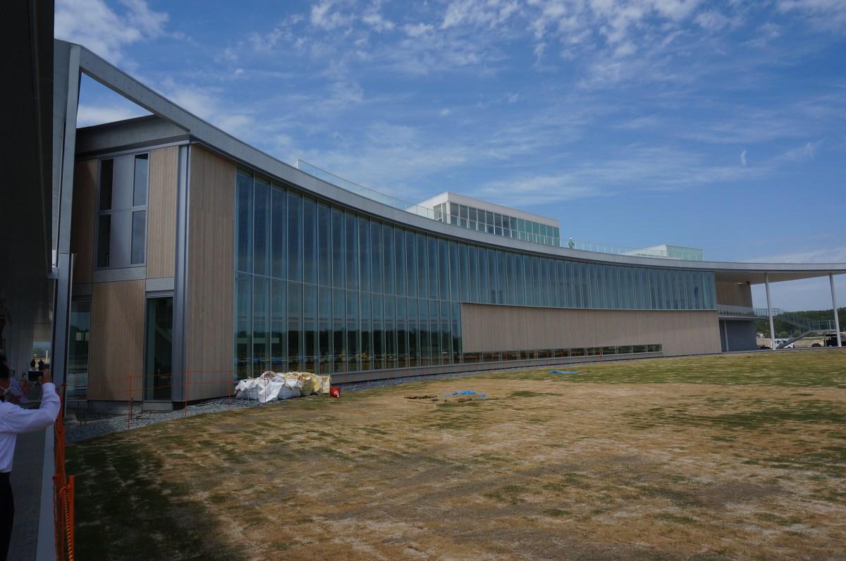 東日本大震災・原子力災害伝承館の開館日が決まりました。(双葉の ふるさと 震災を 知って 忘れず 伝えよう)