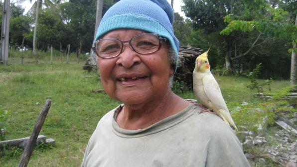 Grandmother of Jilvaneide