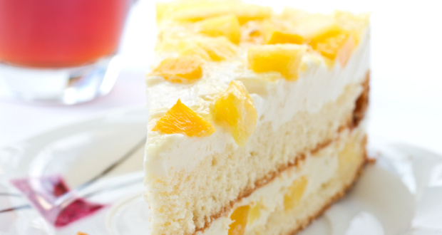 Quick And Easy Pineapple Cake