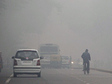 Delhi: City reels under cold wave