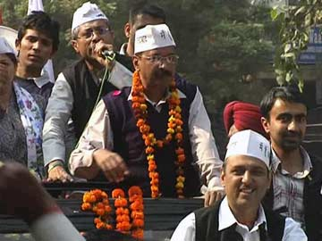 Arvind Kejriwal's party taps into NRI support as it gears up for 2014