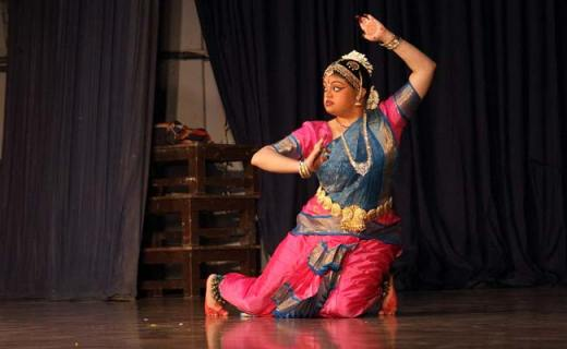 Down-Syndrome Affected Hema Gives Chennai a Memorable Bharatanatyam Performance
