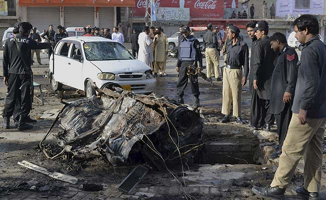 Pakistan 8th Most Dangerous Country in the World: Report