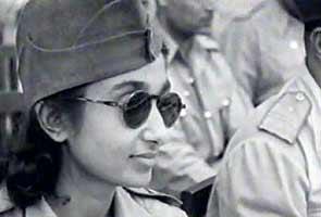 Lakshmi Sehgal, Azad Hind Fauz, undated photograph
