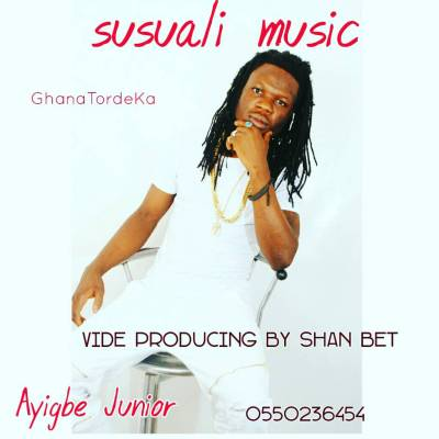 Ayigbe Junior - Vibe (Prod by Shan Bet)