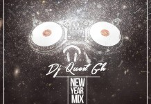 DJ Quest GH - New Year 2018 Mix