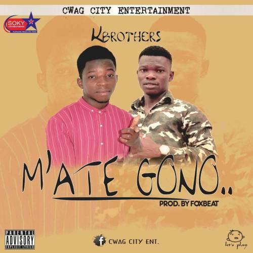 Swag City - Mate Gono (Prod by FoxBeat)